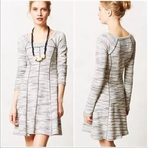 Anthropologie Saturday Sunday Space Dyed Dress
